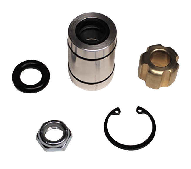 Wehrs Dual Bearing Slider & Replacement Parts - (Coarse Thread)