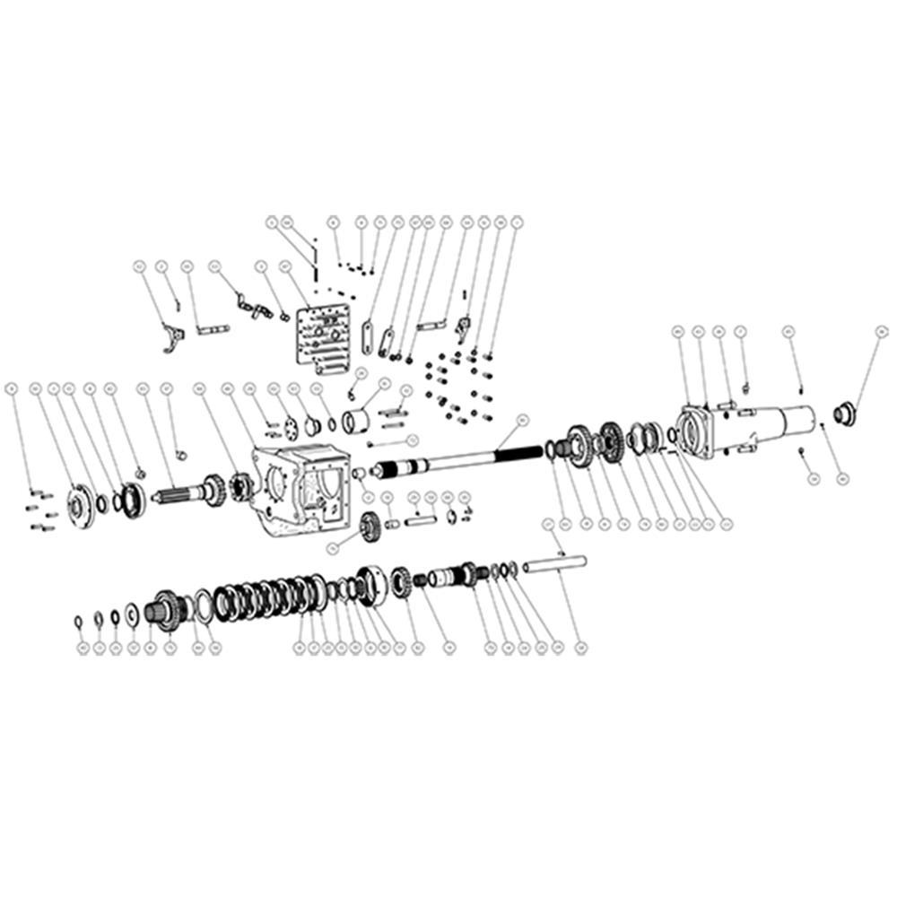 Brinn Transmission Parts