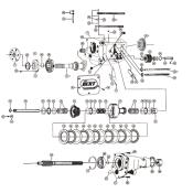 Bert Original Transmission Parts