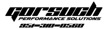 Picture for manufacturer Gorsuch Performance Solutions