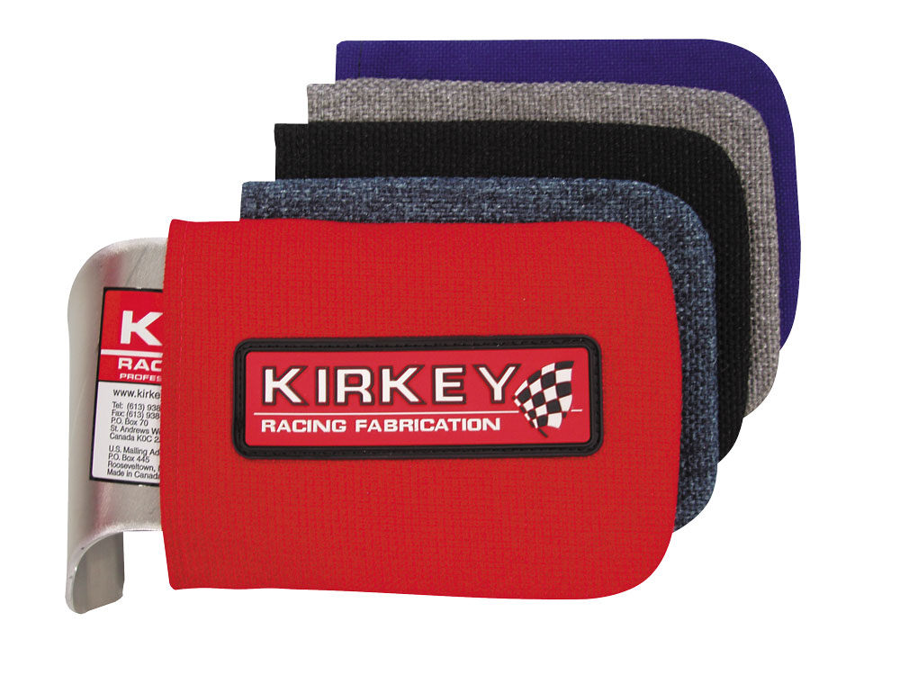 Kirkey Left Side Head Support Cover ONLY - (Black)