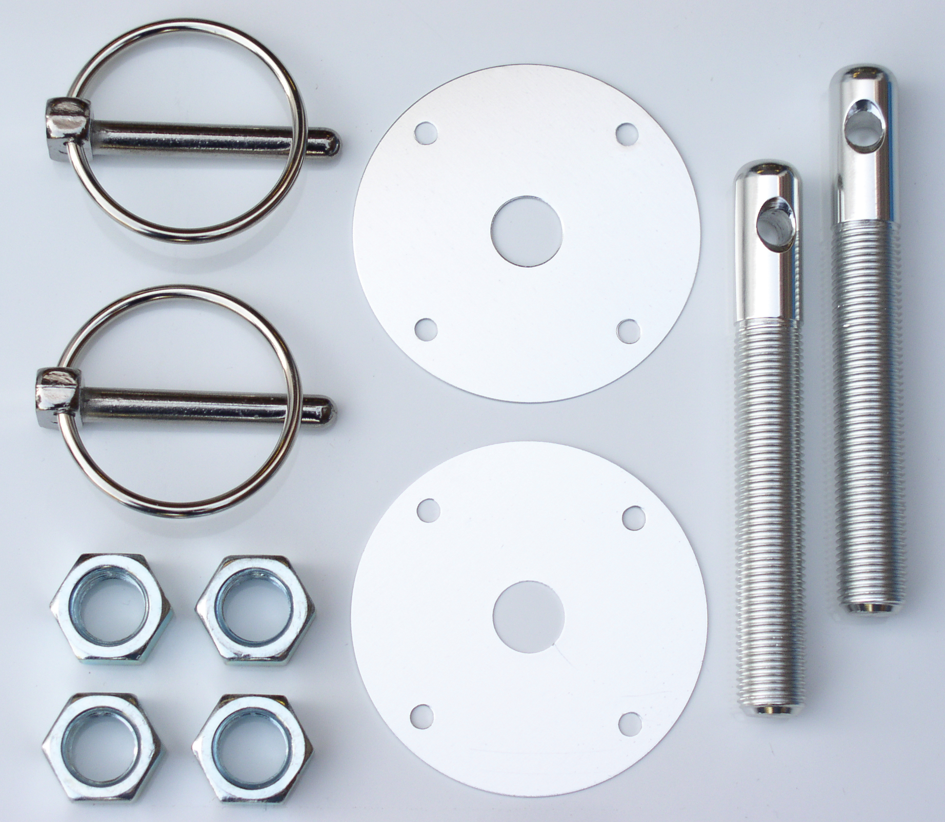 Picture of PRP Aluminum Flip-Over Hood Pin Kits
