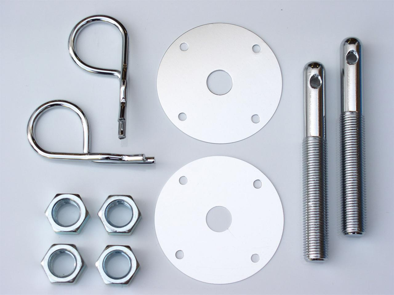 Picture of PRP Hood Pin Kit - Steel