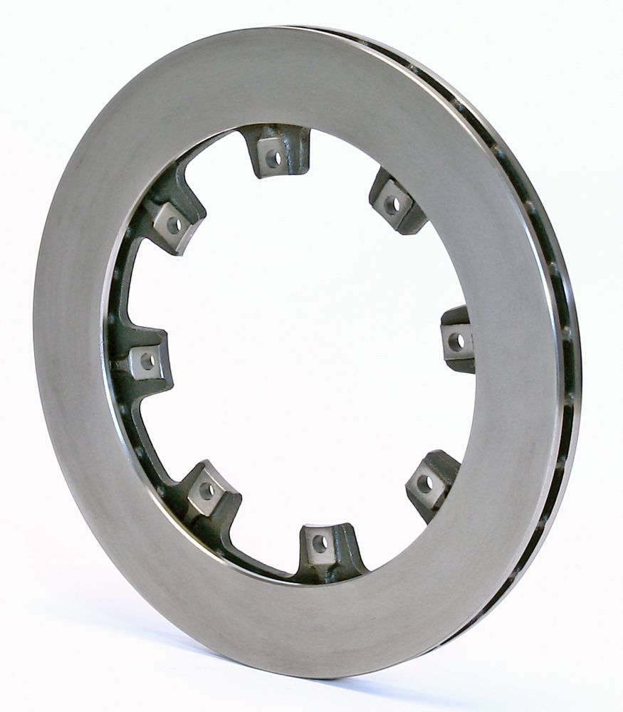 "Wilwood Ultralite 32 Straight Vane Rotor - (.810"")"