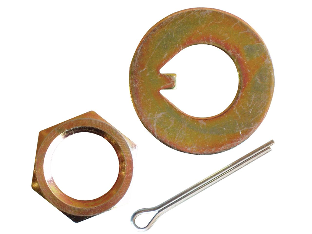PRP Spindle Locking Nut Kit - (GM Metric)