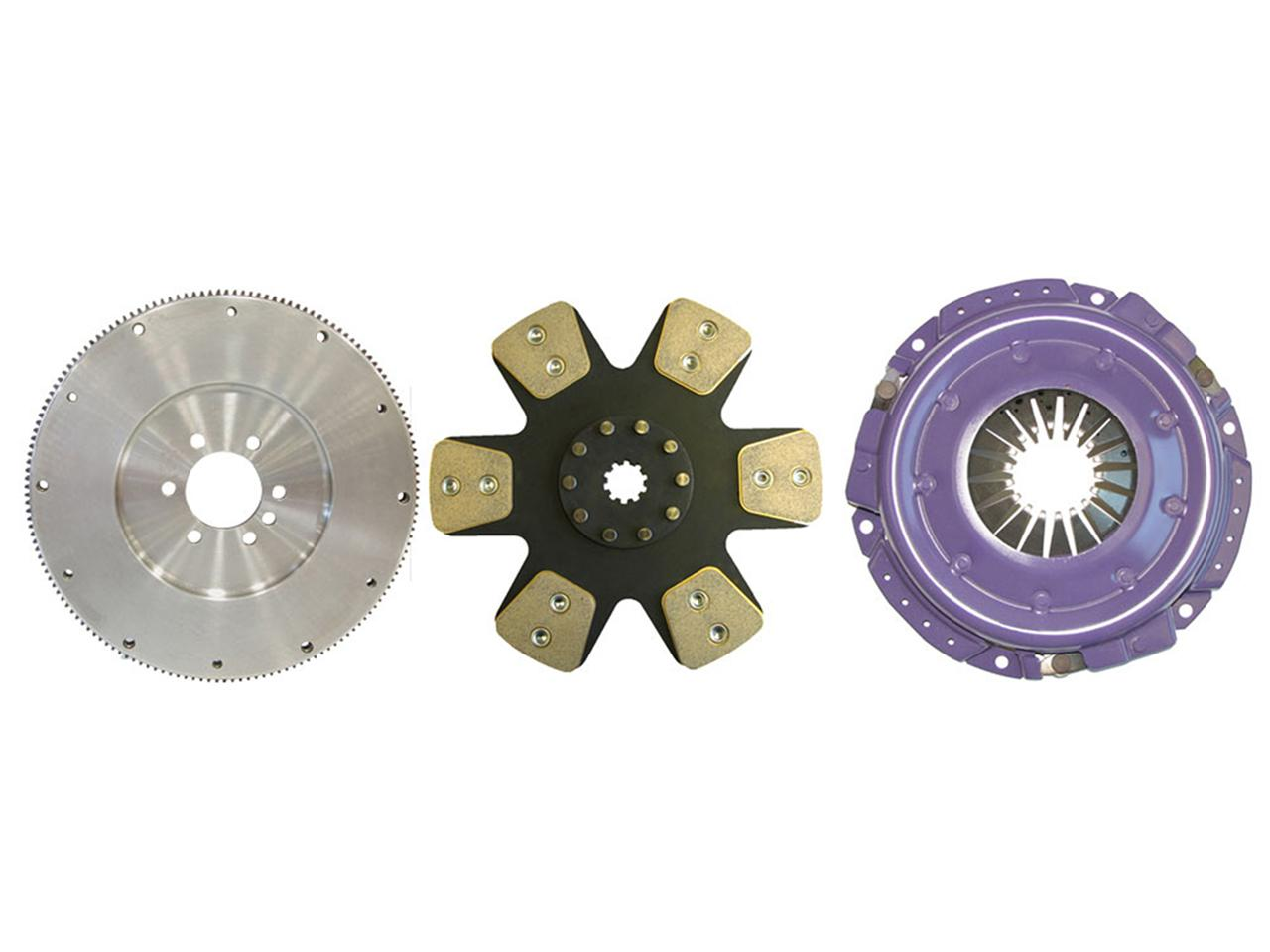 "ACE 10.5"" Metallic Clutch Kit - (86 and Older)"