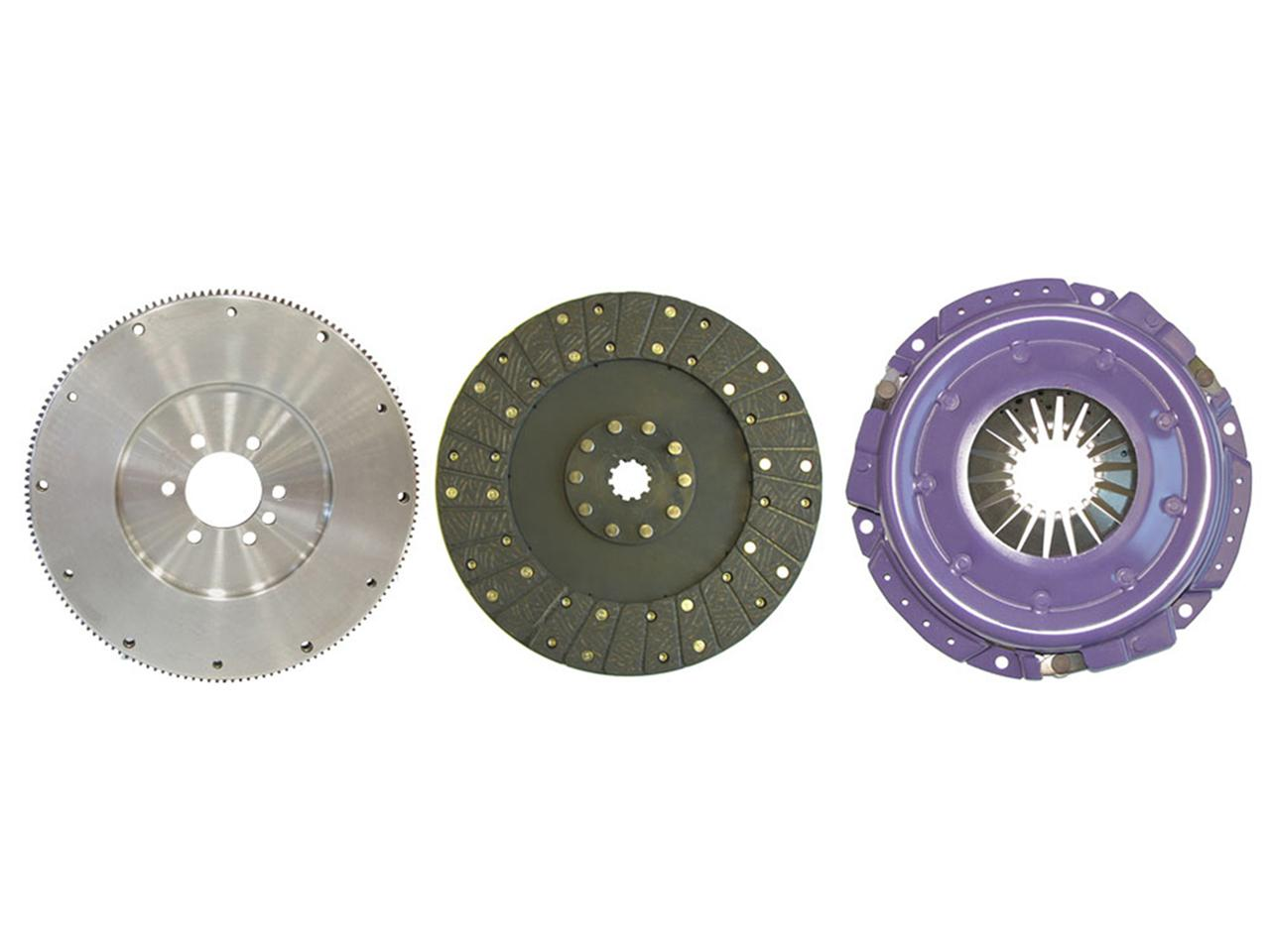 "ACE 10.5"" Organic Clutch Kit - (86 and Older)"