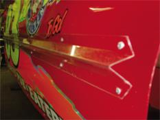 Picture of Lexan 3 pc. Decal Protection Kit
