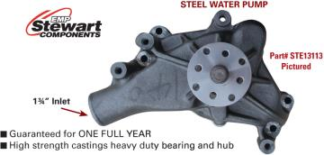 Picture of Stewart Stage 1 Steel Water Pumps