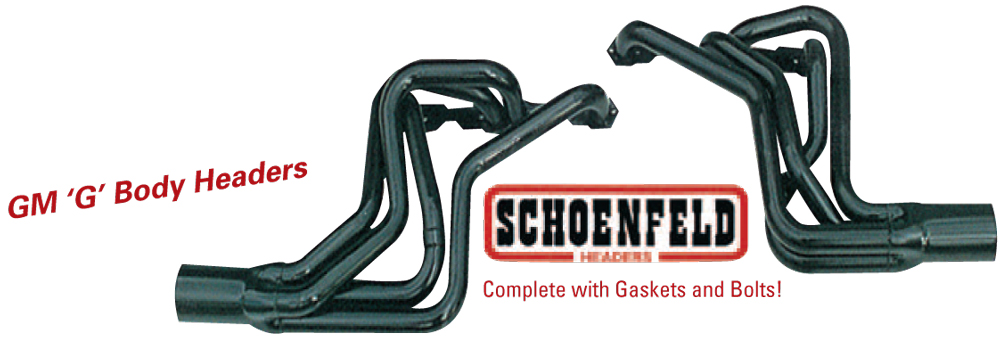 Picture of Schoenfeld Street Stock Headers