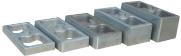 Picture of AFCO Leaf Spring Aluminum Lowering Blocks