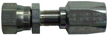 PRP Power Steering Straight Fitting - (6AN)