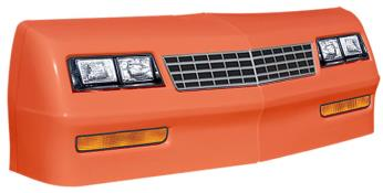1981-88 Monte Carlo Nose/Decal Combo - (Orange - MC SS)