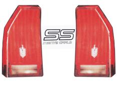 1981-88 Monte Carlo SS Taillight Decals