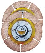 "Picture of QuarterMaster 2-Disc Clutch Pack - (5.5"" V-Drive) - (1-1/8"" x 10 Spline)"