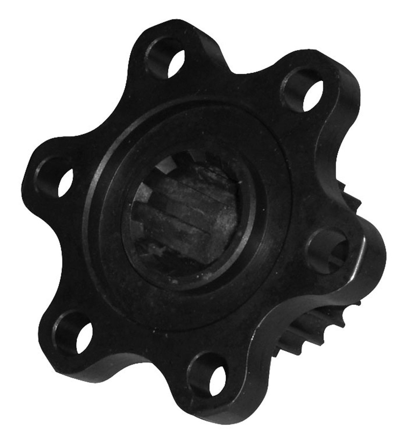 Bert Steel Chevy Coupler w/ HTD Hub