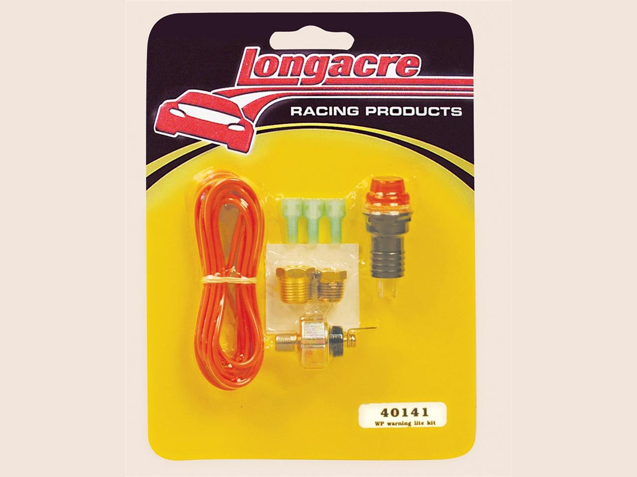 Picture of Longacre Water Pressure Warning Light Kit