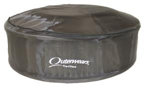 Outerwears For Air Filter With Top - (Black)