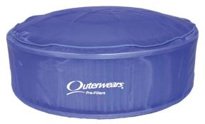 Outerwears For Air Filter With Top - (Blue)