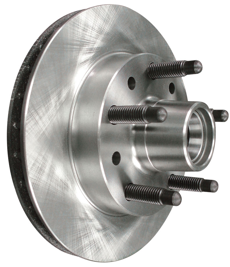 Picture of AFCO Brake GM Metric Rotors