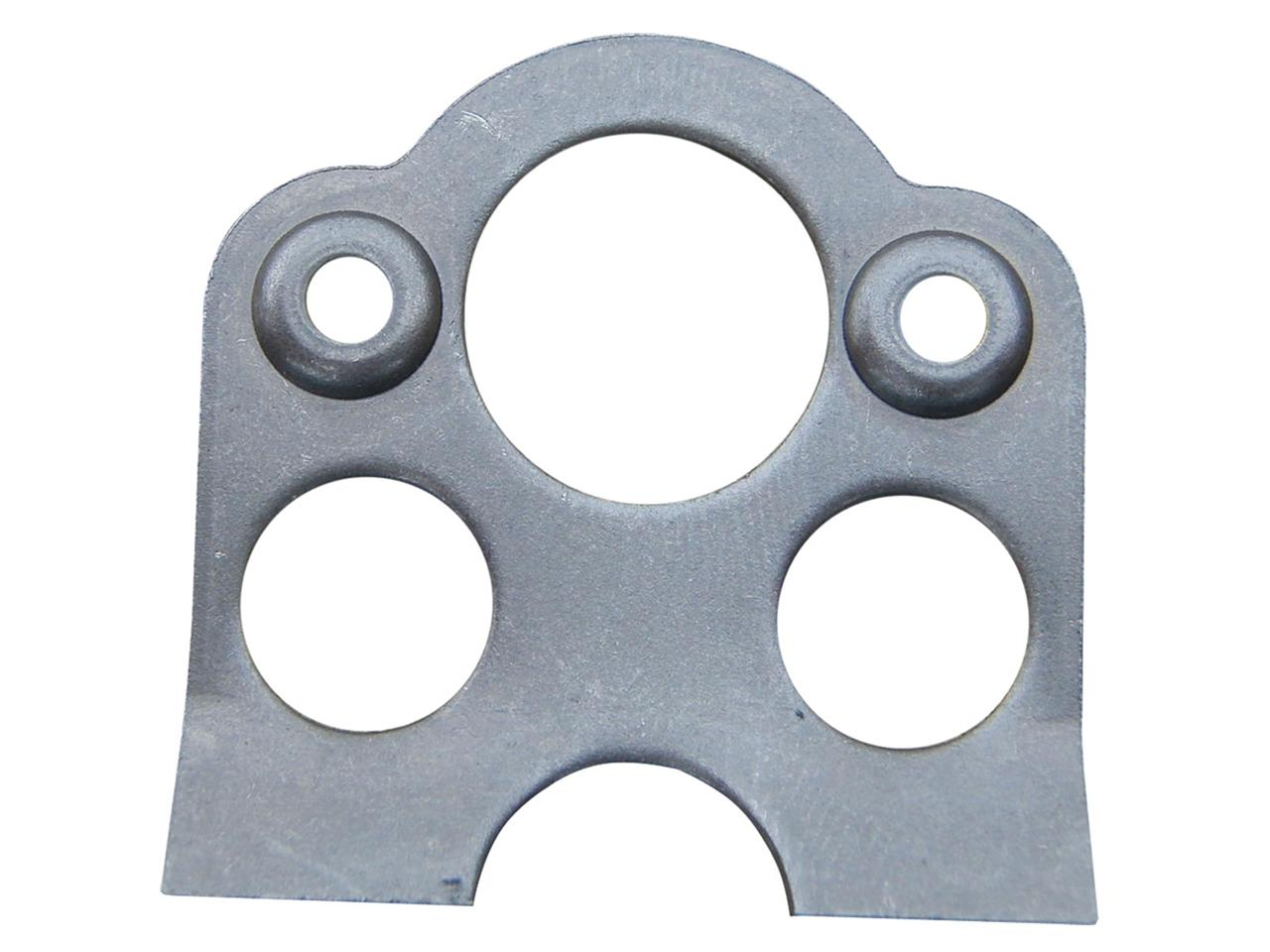 "PRP 5/16"" Weld Plates For 1"" Springs - (10 pk)"