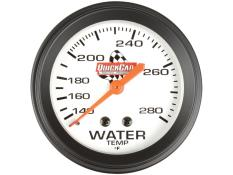 Quickcar Replacement WT Gauge - (140°-280°)