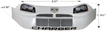 Picture of ABC Charger Nose