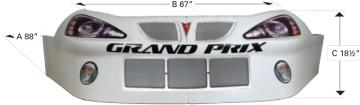 Picture of ABC Grand Prix Nose