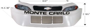 Picture of ABC Monte Carlo/Impala Nose