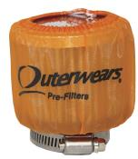 Outerwears For Breather w/Shield - (Orange)