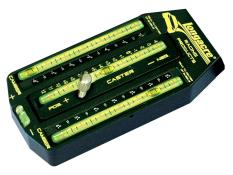 Longacre Caster/Camber Gauge Only w/Case