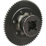Picture of Brinn SBC Flywheel Assembly w/ Belt Guide