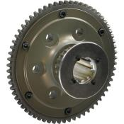 Brinn Chevy Aluminum Flywheel Assembly w/Belt Guide Retainer