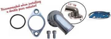 AFCO Thermostat Swivel Housing Kit