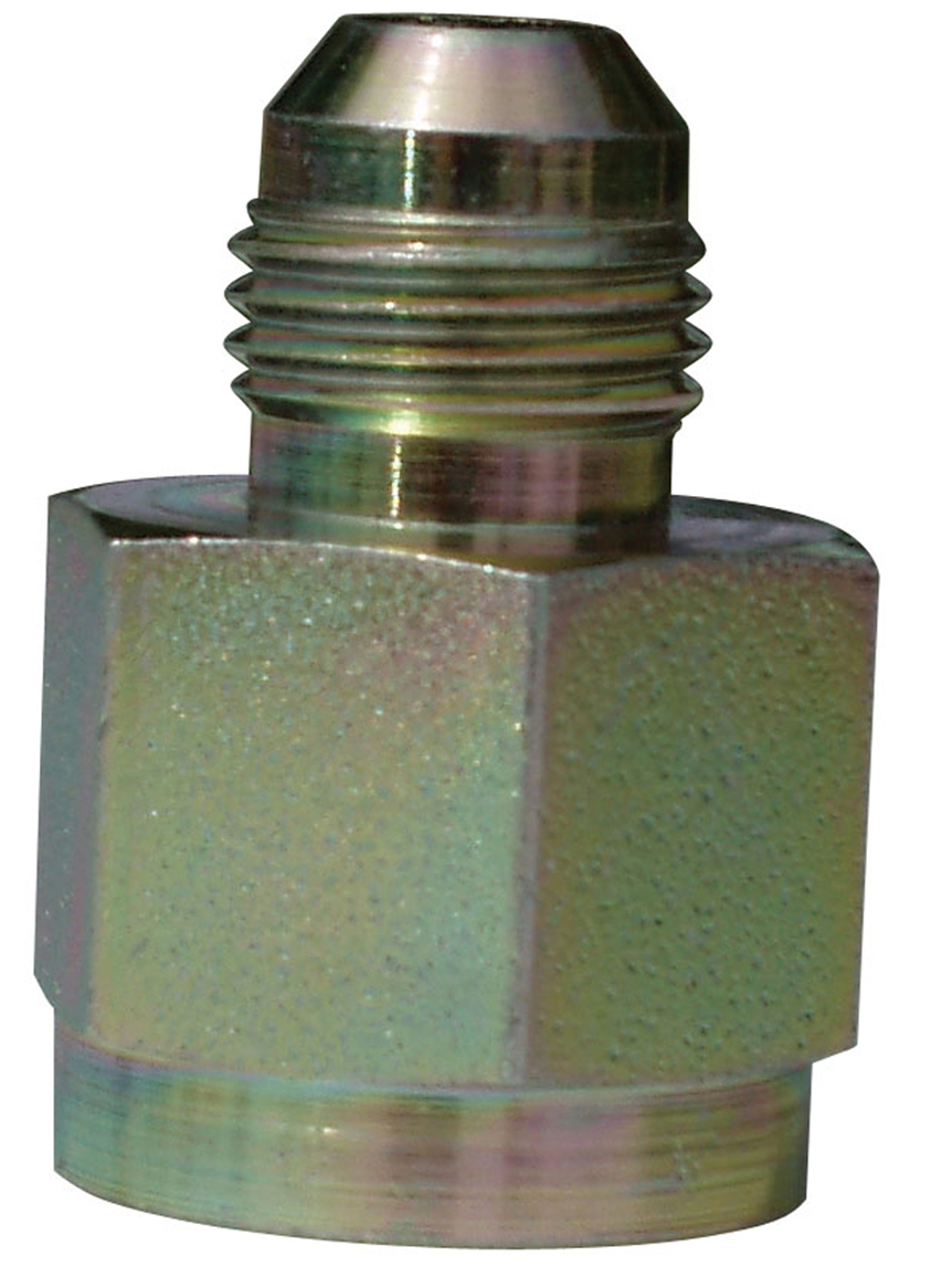 PRP Steel Fuel Cell Reducer Fitting - 8AN- 6AN