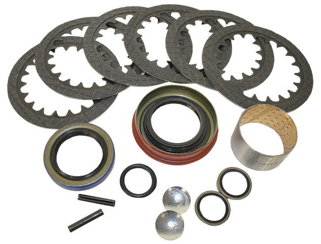 Picture of Bert Basic Overhaul Kit
