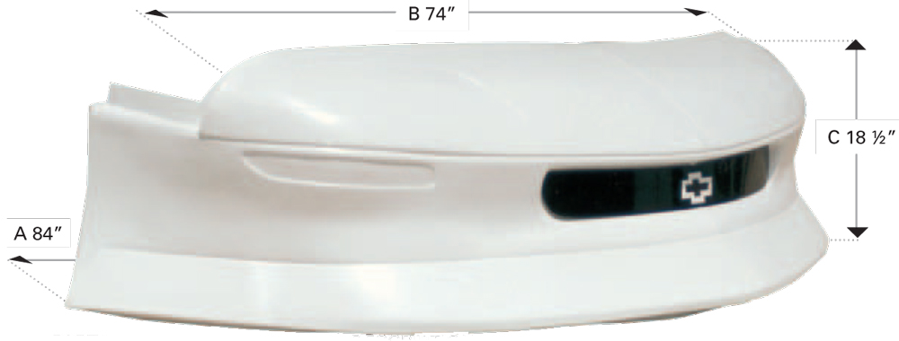 Picture of Z-28 Camaro Nose