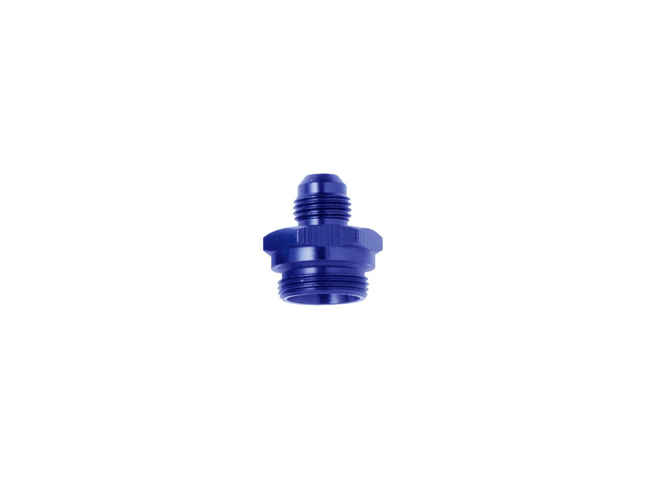 --Carb Adapter - #6 x 7/8-20 - Holley 4150 (Blue)