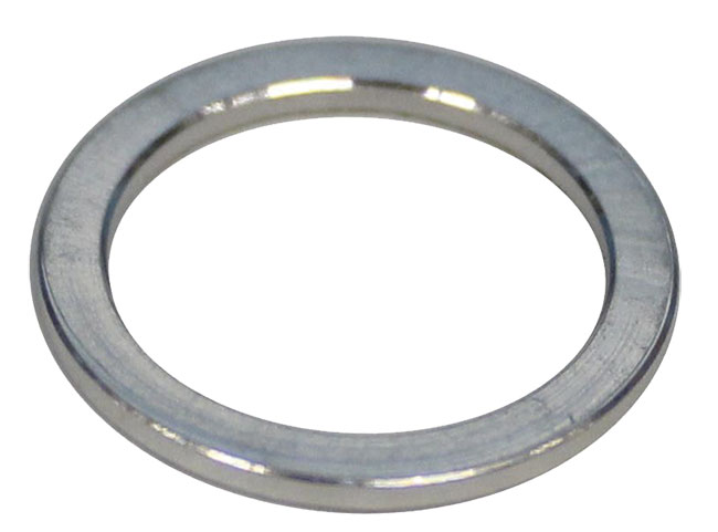 "Aluminum Carb Crush Washer - (5/8"")"