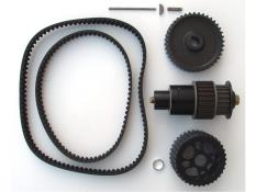 KSE HTD Single Belt Pulley Kit