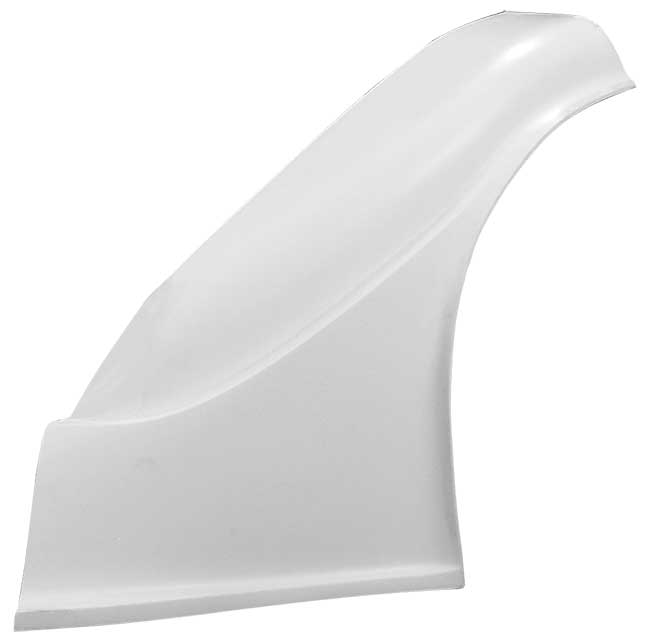 MD3 Gen 1 (Original) Flat Fender - (LH - White)