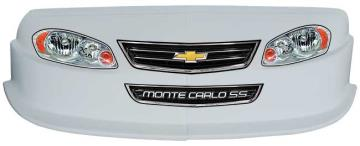 MD3 Gen 2 Nose/Decal Combo - (White - Monte Carlo)