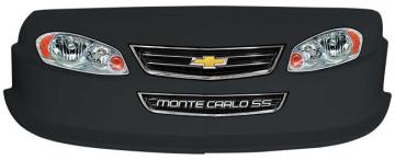 MD3 Gen 2 Nose/Decal Combo - (Black - Monte Carlo)