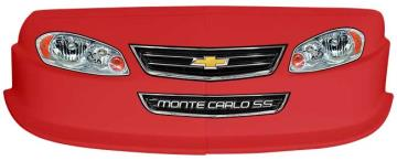 MD3 Gen 2 Nose/Decal Combo - (Red - Monte Carlo)