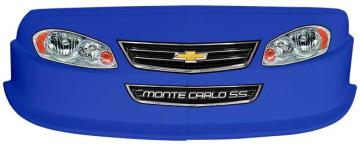 MD3 Gen 2 Nose/Decal Combo - (Chev Blue - Monte Carlo)