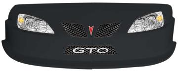MD3 Gen 2 Nose/Decal Combo - (Black - GTO)