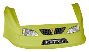 MD3 Gen 2 Nose-Fender-Decal Kit - (Yellow - GTO)