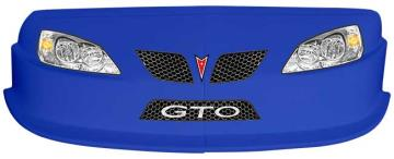 MD3 Gen 2 Nose/Decal Combo - (Chev Blue - GTO)