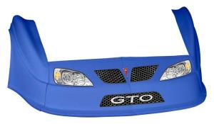 MD3 Gen 2 Nose-Fender-Decal Kit - (Chev Blue - GTO)