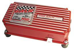 Picture of MSD 6ALN Ign Box - w/Rev Limiter - NASCAR Approved